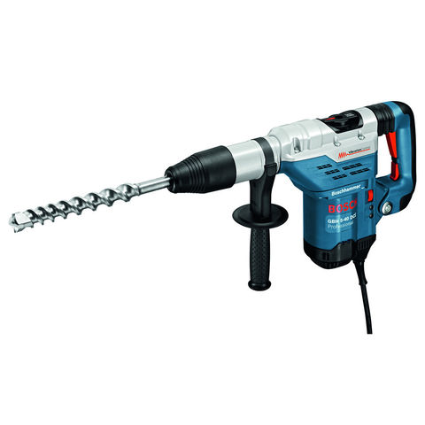Image of 110 Volt Bosch GBH 5-40 DCE Professional Rotary Hammer With SDS-max (110V)