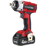 "Clarke CIR18LI 1/2"" Drive 18V 450Nm Brushless Impact Wrench with  4Ah Battery"