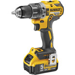 DeWalt DCD796P1-GB 18V Combi Drill - 1 x 5Ah Battery, Charger & Carry Case