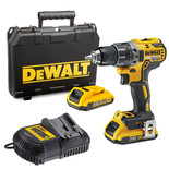 DeWalt DCD791D2 18V XR Li-Ion Compact Drill Driver with 2x2.0Ah Batteries