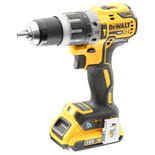 DeWalt DCD797D2B-GB 18V XR Brushless Tool Connect Hammer Drill & 2Ah Battery