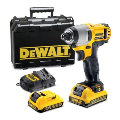 Image of DeWalt DeWalt DCF815D2 10.8V XR Li-Ion Impact Driver with 2x2.0Ah Batteries