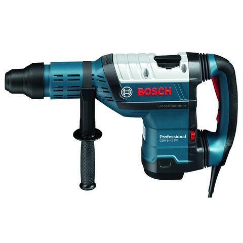bosch gbh 8 45 dv professional sds max rotary hammer 230v machine mart machine mart. Black Bedroom Furniture Sets. Home Design Ideas