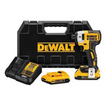 DeWalt DCF887D2 18V XR Impact Driver with 2x2.0Ah Batteries