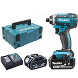 Makita DTD152RMJ 18V LXT Impact Driver with 2x4.0Ah Batteries