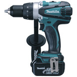 Makita DDF458RMJ 18V LXT Li-Ion Cordless Drill/Driver with 2 x 4.0Ah Batteries