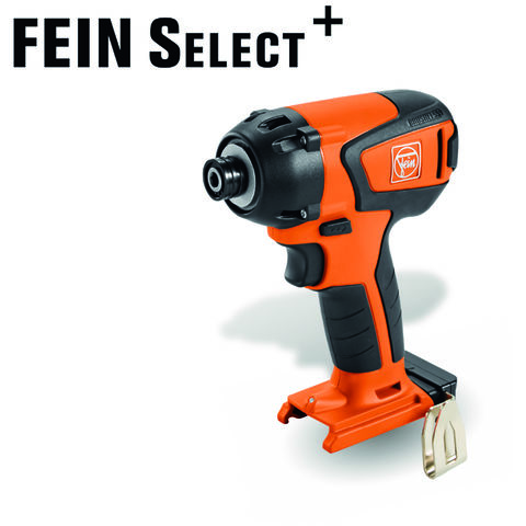 Image of Fein Fein Select+ ASCT18M 18V Cordless Autofeed Drywall Screwgun (Bare Unit)