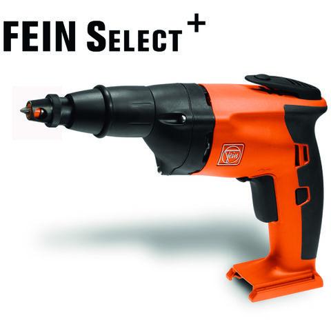 Image of Fein Fein Select+ ASCT18 18V Cordless Drywall Screwdriver (Bare Unit)