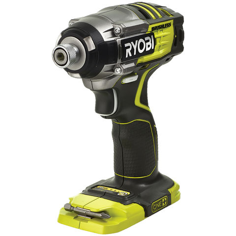 Image of Ryobi One+ Ryobi One+ R18IDBL-0 18V Brushless Impact Driver (Bare Unit)