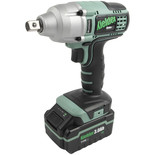"Kielder KWT-002-02 ½"" Drive 18V Brushless Impact Wrench"