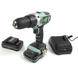 Kielder KWT-001-02 18V Brushless Drill Driver 2 x 1.5Ah Batteries