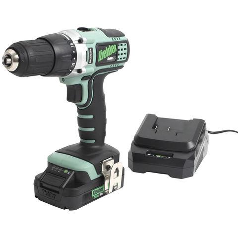 Image of Kielder Kielder KWT-001-05 18V Brushless Drill/Driver with 2.0Ah Battery & Charger