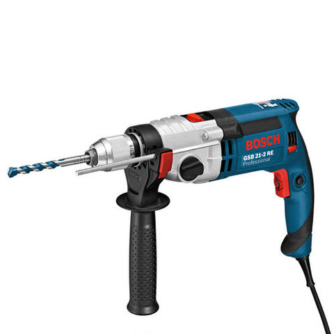 Photo of Machine mart xtra bosch gsb21-2re impact drill -230v-