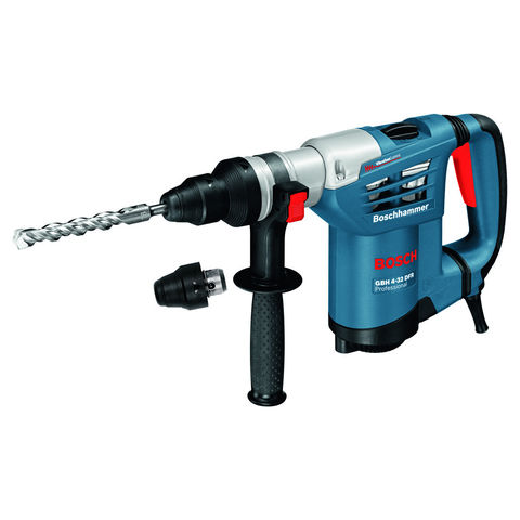 Image of 110 Volt Bosch GBH 4-32 DFR Professional Rotary Hammer With SDS-Plus (110V)