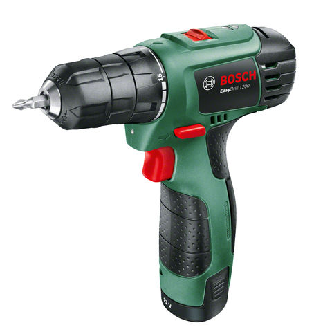 Image of Bosch Bosch EasyDrill 1200 Li-Ion Cordless Drill/Driver