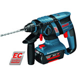 Bosch GBH 36 V-EC Compact Cordless Rotary Hammer Batteries & L-BOXX