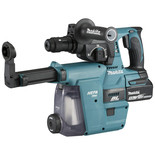 Makita DHR243RMJ 18V LXT BL SDS+ Rotary Hammer Drill with 2 x 4Ah Batteries