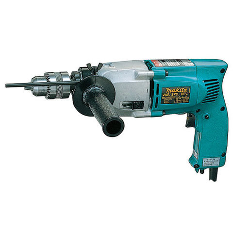 Photo of Machine mart xtra makita hp2010n 2 speed percussion drill -230v-