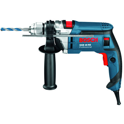 bosch gsb 16 re professional impact drill 110v machine. Black Bedroom Furniture Sets. Home Design Ideas