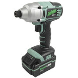 Kielder KWT-005 18V Cordless Brushless Impact Driver with 2x3.0Ah Batteries