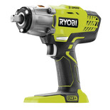 Ryobi One+ R18IW3-0 18V Cordless 3-Speed Impact Wrench (Bare Unit)