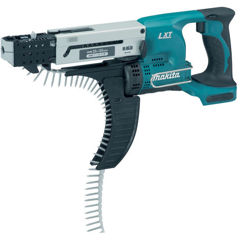 Image of Machine Mart Xtra Makita DFR550Z 18V Auto Feed LXT Screwdriver (Bare Unit Only)