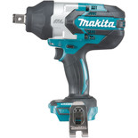 "Makita 18V LXT Brushless Cordless 3-Speed 3/4"" 1,050Nm Impact Wrench - Bare Unit"