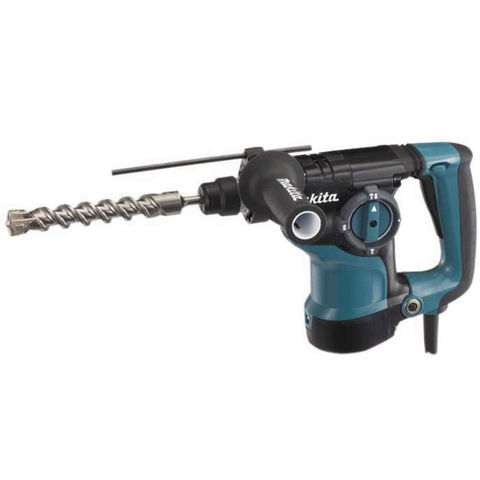 Image of Makita Makita HR2811F 800W SDS+ Rotary Hammer Drill (230V)