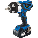 "Draper Stormforce CIW20LISF 1/2"" Drive 20V Li-ion Cordless Impact Wrench"