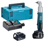 Makita DTL061RMJ 18V LXT Angle Impact Driver with 2x4.0Ah Batteries
