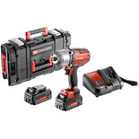 "Facom 18V ½"" High Torque Impact Wrench with 2x5.0ah Batteries"