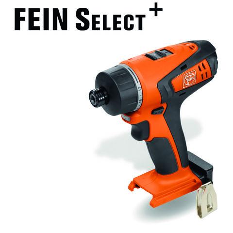 Image of Fein Fein Select+ ABSU12W4 12V Cordless Drill/Driver (Bare Unit)