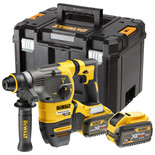 DeWalt DCH333X2-GB 54V XR FLEXVOLT SDS+ Hammer Drill with 2x 9Ah Li-Ion Batteries