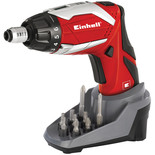 Einhell RT-SD 3.6/1 Li 3.6v Lithium Screwdriver with Base Station and Driver Bits