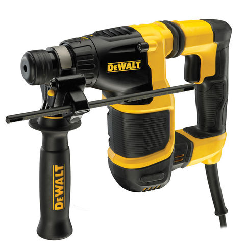 dewalt d25052kt 20mm sds plus rotary hammer drill 110v machine mart machine mart. Black Bedroom Furniture Sets. Home Design Ideas