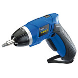 Draper CD36LIASF Storm Force Cordless Screwdriver Kit (3.6V)