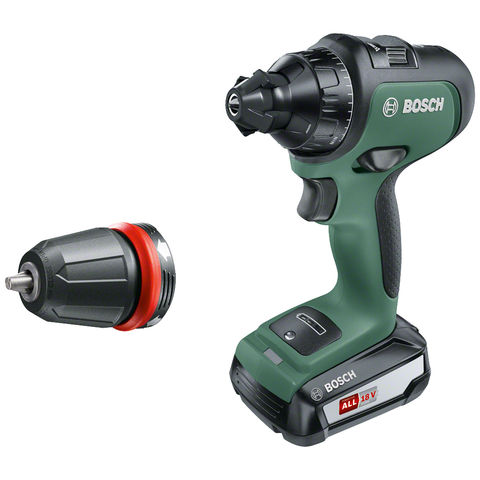 Image of Bosch Bosch AdvancedDrill 18V Cordless Drill Driver with 2.5Ah Battery