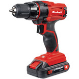 Einhell  TC-CD18-2LI 18V Cordless Drill with 1x1.5Ah Battery