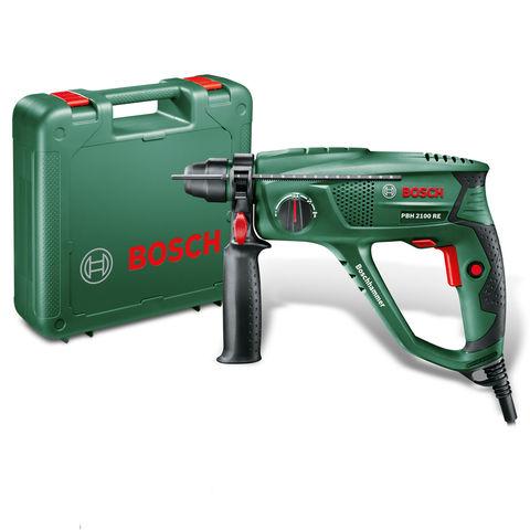 Photo of Bosch bosch pbh 2100 re compact rotary hammer drill -230v-