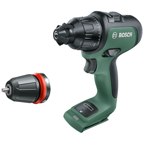 Image of Bosch Bosch AdvancedImpact 18 Cordless Hammer Drill (Bare Unit)