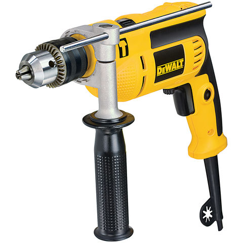 Photo of Dewalt dewalt dwd024k 650watt 13mm percussion drill -230v-