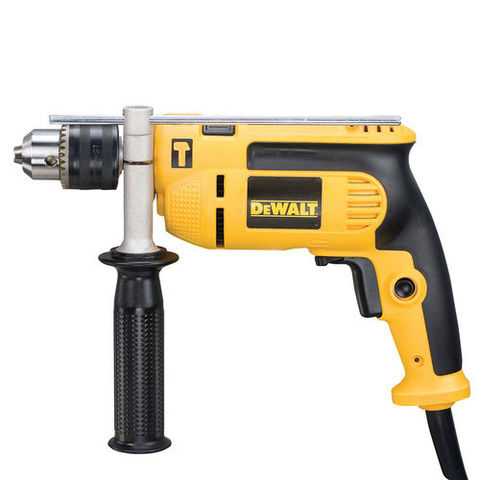 Photo of Dewalt dewalt dwd024k 650watt 13mm percussion drill -110v-