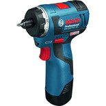 Bosch GSR 10.8 V-EC HX Professional Cordless Screwdriver (Bare Unit Only)
