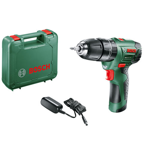 Image of Bosch Bosch EasyImpact 1200 Cordless Combi Drill with 1.5Ah Battery
