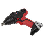 "Sealey CP20VIW Impact Wrench 20V 1/2""Sq Drive 230Nm (Bare Unit)"