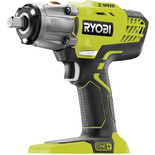 Ryobi R18IW3-0 18V ONE+ Cordless 3-Speed Impact Wrench (Bare Tool)