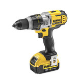 DeWalt DCD985M2-GB 18V XRP 3 Speed Li-Ion Hammer Drill Driver 2x4Ah Batteries