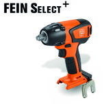 "Fein Select+ ASCD18-300W2 18V 1/2"" Drive Cordless Impact Wrench (Bare Unit)"