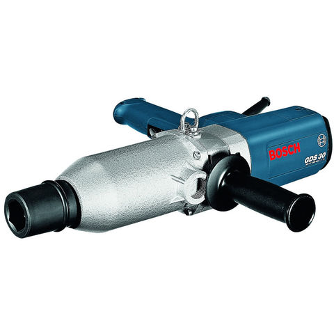 Image of 110 Volt Bosch GDS 30 Professional Impact Wrench (110V)