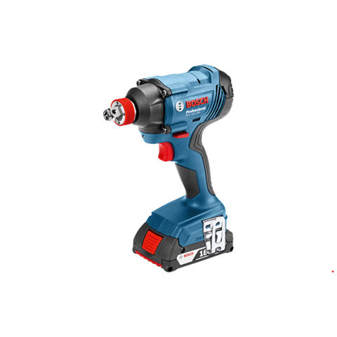 Image of Bosch Bosch GDX 18V-180 18V Impact Wrench (Bare Unit) with L-BOXX